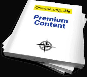Icon für Premium Content